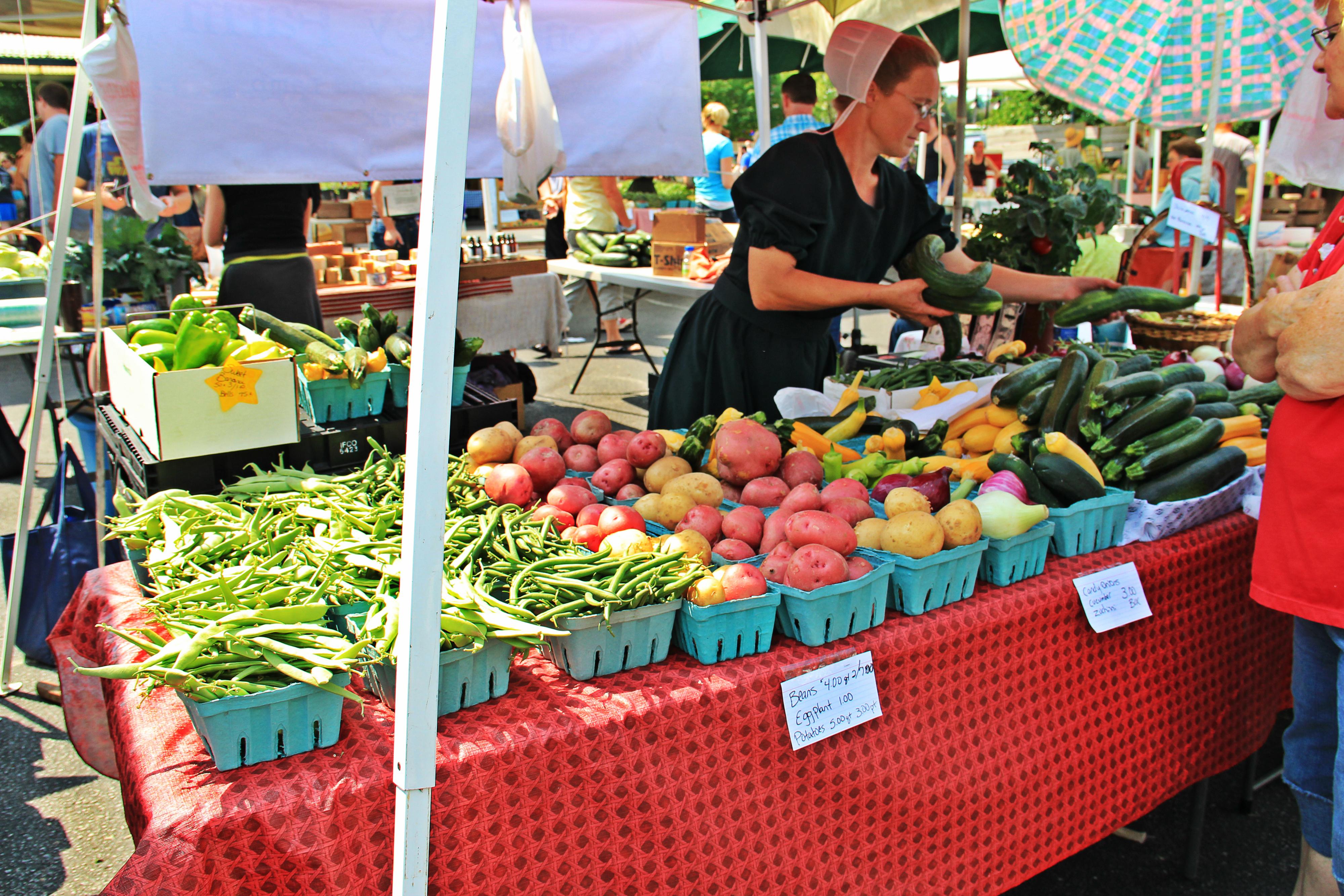 Berkeley Food Market
