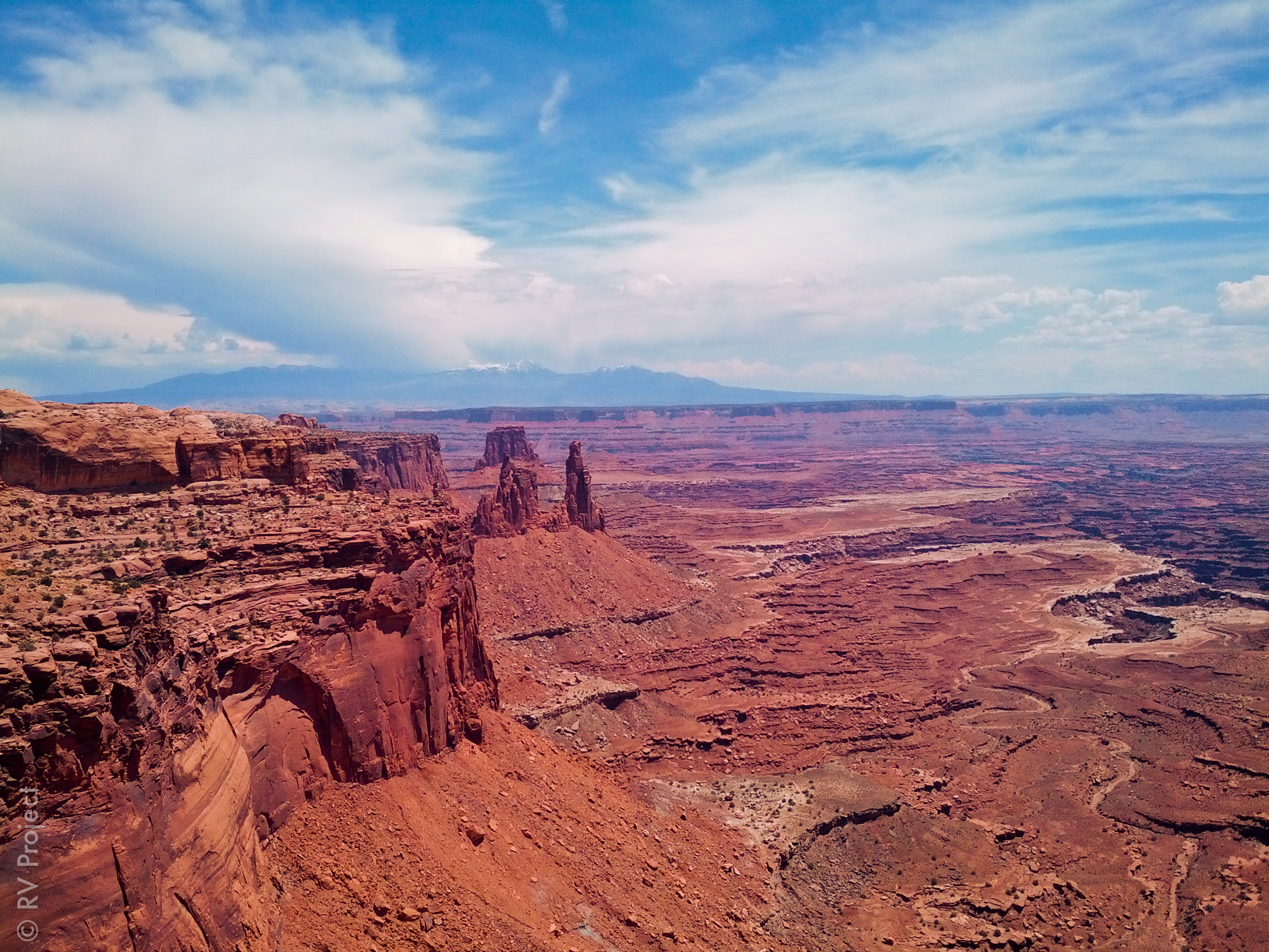 Canyonlands, another view.
