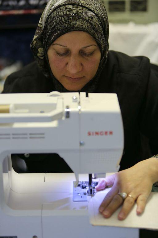Sahar sewing